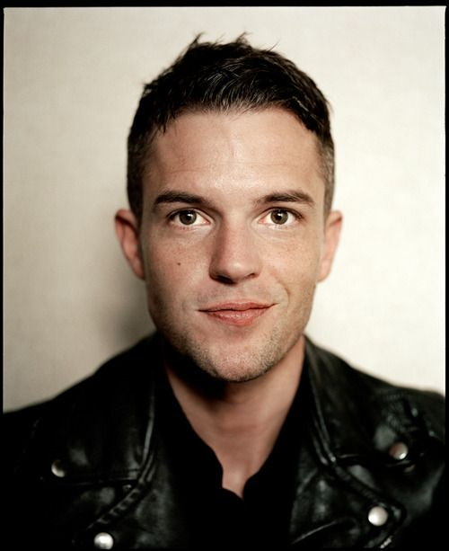 BRANDON FLOWERS  A.K.A my little hunny bunny...