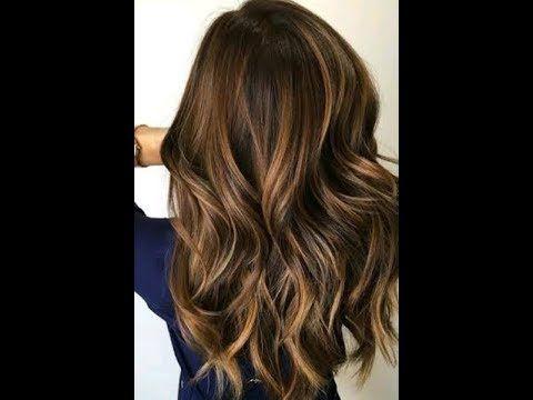 عمل خصل باللون الكارميل بدون سحب اللون لون رووووعة Youtube Long Hair Styles Hair Styles Beauty