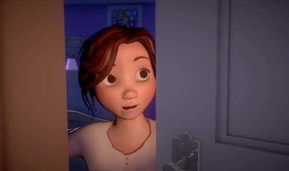 magnifique court-métrage d'animation qui rend hommage à la puissance de la lecture et de l'imagination.