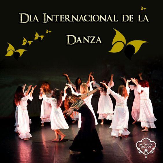 Feliz Día Internacional de la Danza