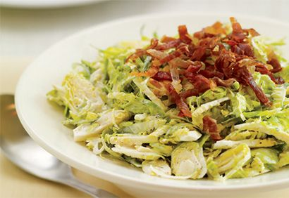 Salade de choux de bruxelles r p s une bonne bouffe pinterest cuisine and entrees - Choux de bruxelles plantation ...
