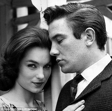 Sixties | Shirley-Ann Field and Albert Finney in Saturday Night ...