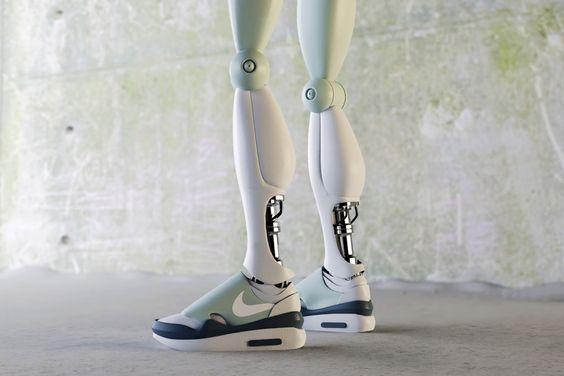 Simeon Georgiev Envisions a Future with Robotic Nikes