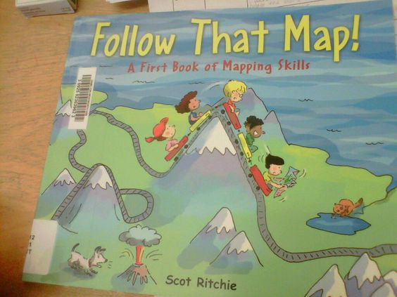 Great - Mapping Skills Book!