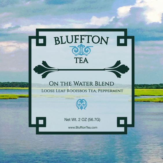 On the Water - Rooibos, Peppermint and more