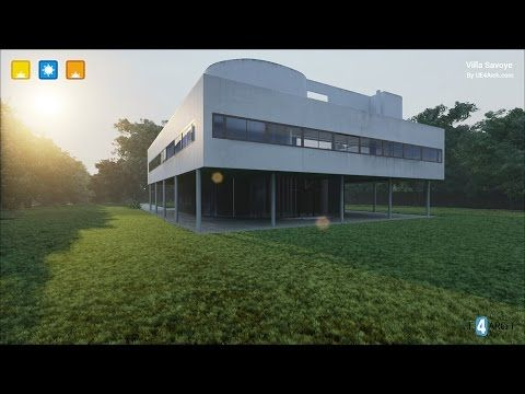 Unreal engine 4 for archviz tutorial for Unreal engine 4 architecture