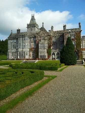 Adare Manor ~ Limerick, Ireland: