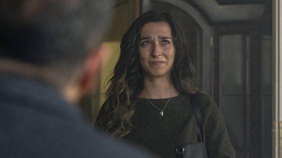 Lola Rodríguez, en un momento de la serie. (Atresmedia)