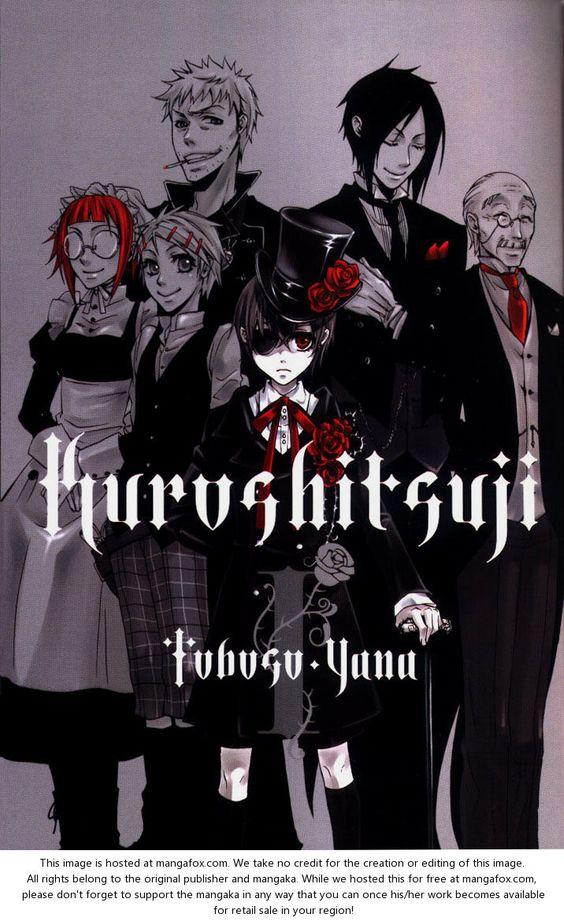 Kuroshitsuji 1: That Butler, Is Talented at MangaFox.me