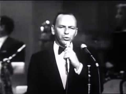 Frank Sinatra Fly Me To The Moon Live 1964- Love this song. Tony Bennett has a great version. Slower, but beautiful saxophone and orchestra.
