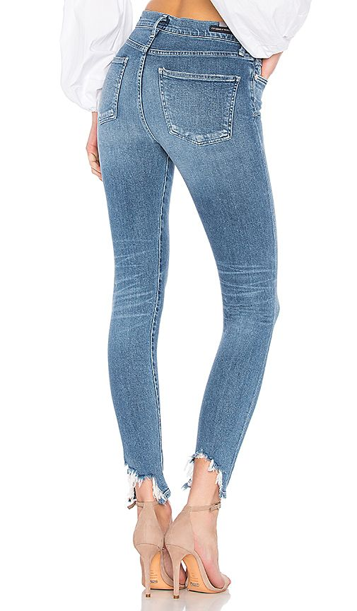 D Jill Womens High Waisted Skinny Jeans Stretch Pencil Denim Pants