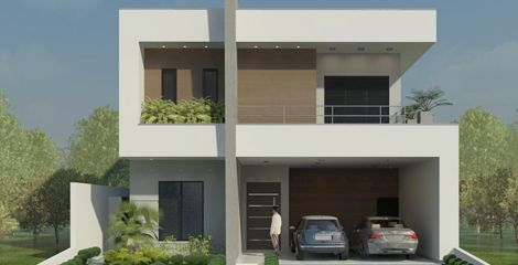 Arquitetos Sorocaba, Tainá Rehder - Condomínio Chácara Ondina , QI/L31 - Sorocaba