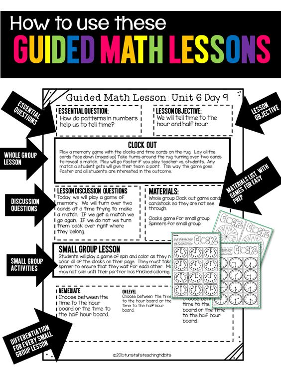18 best ReThinking Remedial Mathematics images on Pinterest - unit lesson plan template