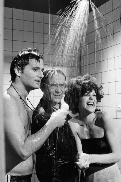 Bill Murray, Buck Henry, and Gilda Radner, Saturday Night Live