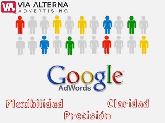 Aprovecha al máximo Google Adwords, nosotros te decimos como invertir y conseguir excelentes resultados.