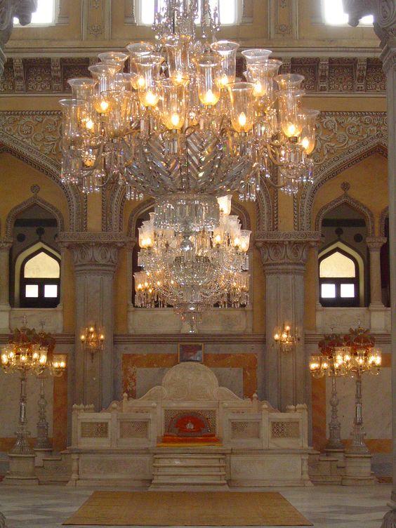 Chowmahalla Palace, Hyderabad