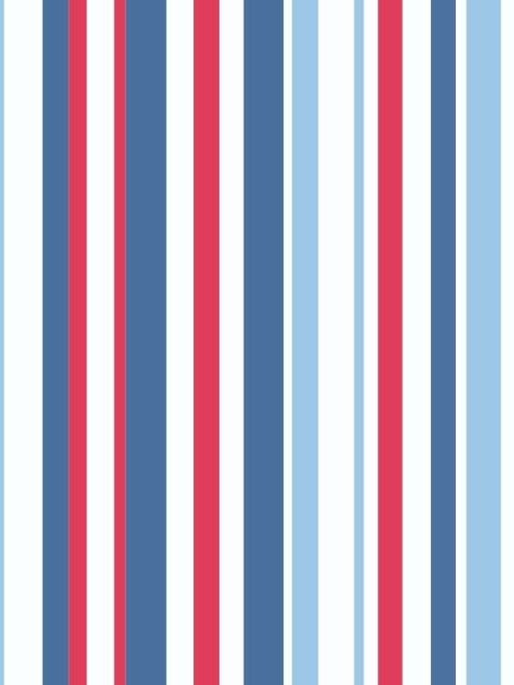 arthouse super stripe blue red and white wallpaper this