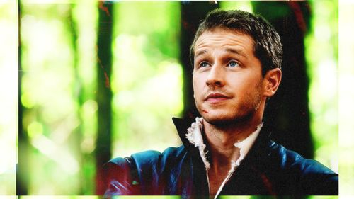 John Dallas, Prince Charming from Once Upon a Time