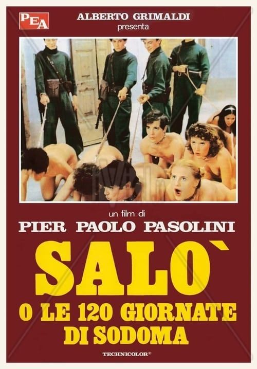 Salo Or The 120 Days Of Sodom Film Complet En Ligne In Hd 720p Video Quality Full Movies Free Movies Online Full Movies Online Free