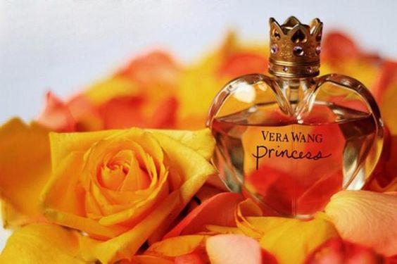 Vidro de perfume
