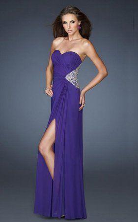 La Femme 18771 Purple