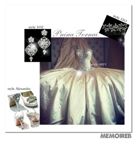 """""""MY PNINA........."""" by memoireb ❤ liked on Polyvore featuring Pnina Tornai"""
