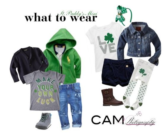 """""""St. Paddy's Mini Session 
