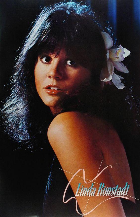 Linda Ronstadt Poster 1977