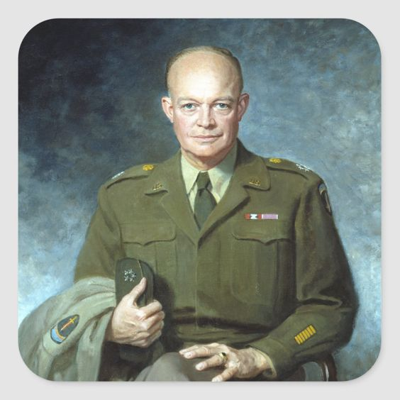 Thomas Edgar Stephens Dwight D. Eisenhower