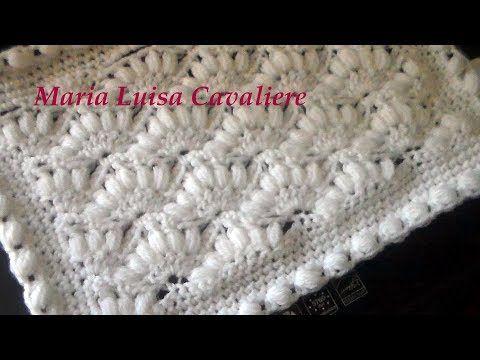 Punto Crochet All Uncinetto.Punto Diadema All Uncinetto Tutorial Youtube Uncinetto