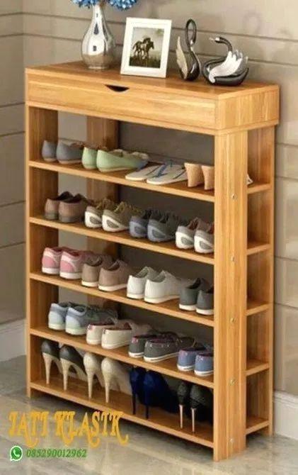 Epingle Sur Meuble A Chaussures