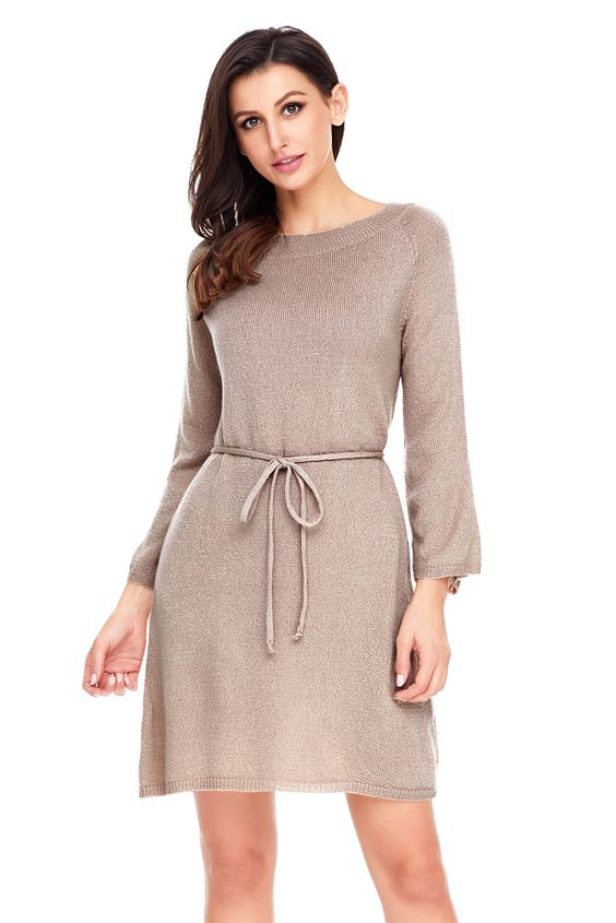 34 Sweater Dresses To Copy Asap outfit fashion casualoutfit fashiontrends