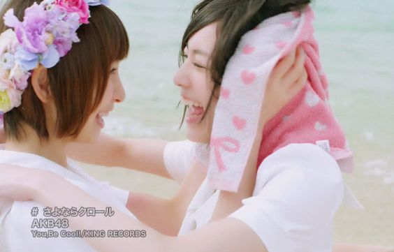 I LOVE JAPAN AND AKB48: AKB48 31st single Sayonara Crawl