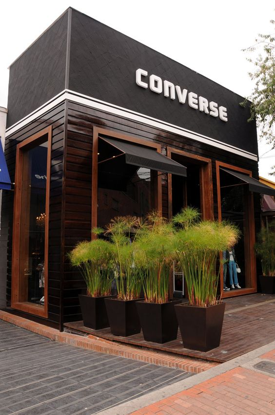 Converse flagship store by Sighinolfi Group, Bogota »  Retail Design Blog