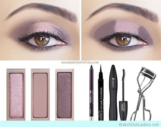All Out Urban Decay palette tutorial