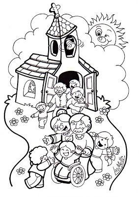 MATERIALES DE RELIGIÓN CATÓLICA: mayo 2013: