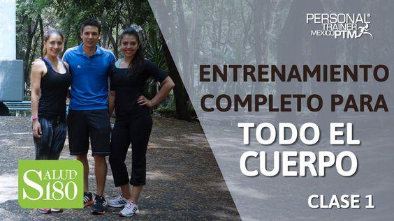 Entrenamiento completo para todo el cuerpo (Clase 1) | Personal Trainer ...