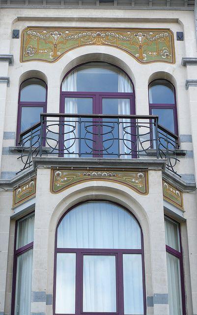 Bruxelles art nouveau (Belgique), Ixelles