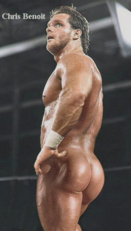 Nude Male Pro Wrestlers 75