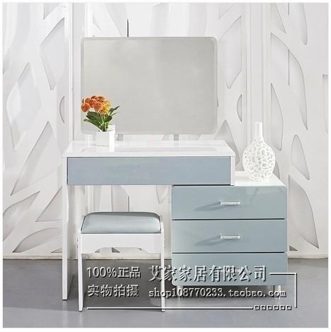 Tocador ikea moderno minimalista con espejo de maquillaje - Espejo tocador ikea ...