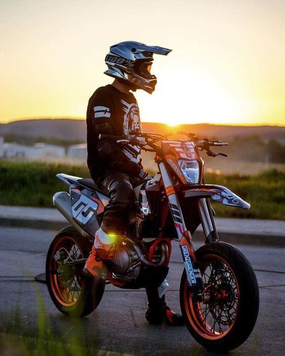 Sunrise Bike Stand Con Imagenes Motos De Motocross