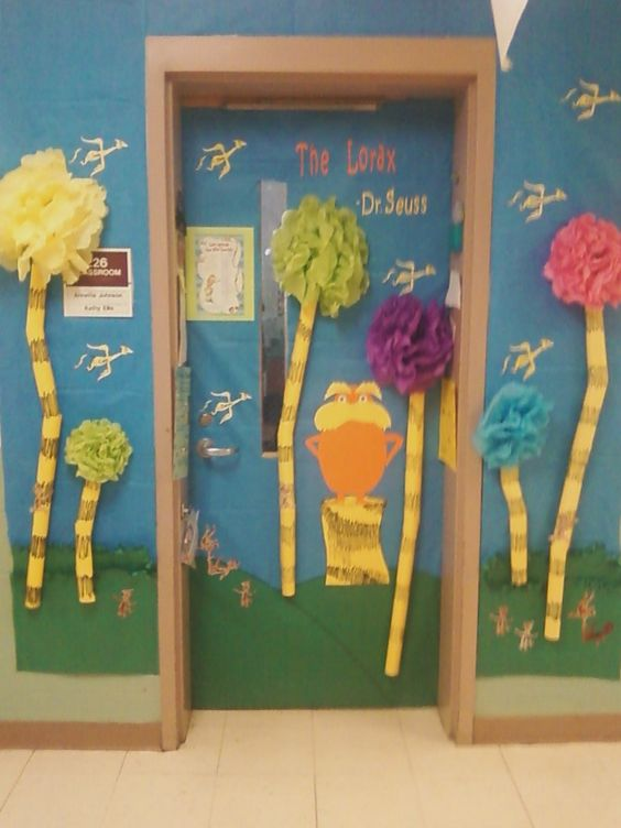 Lorax Classroom Decor : Best ideas about class dr week and room on