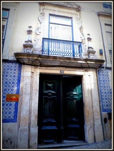 Bairro Alto, Lisboa, Portugal.