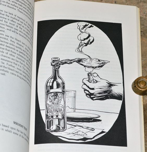 Pleausures of Cocaine  Vintage 1st Edition Book   by CosmicLibrary, $48.00