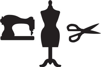 Icons Sewing And Dress Form On Pinterest