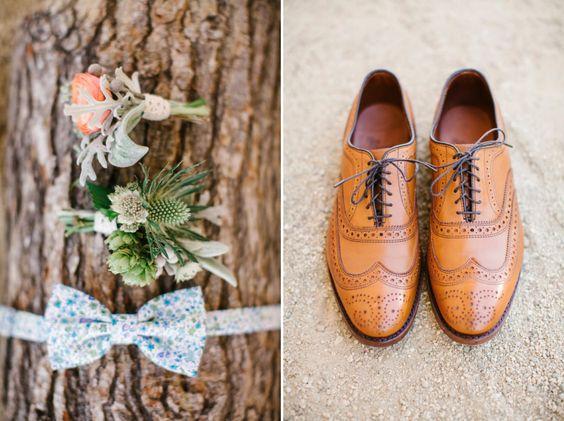 Groom Details | Malibu Hilltop Wedding | Josh Elliott Photography | Sugar Branch Events