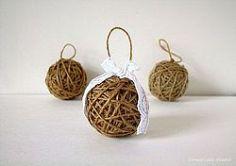 Hometalk :: DIY Christmas Ornaments :: Dria @ Dio's clipboard on Hometalk