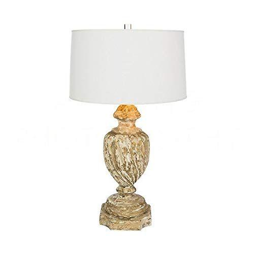Amazon Com Aidan Gray Home L612 Dist Agh Table Lamp Home Kitchen Table Lamp Antique Table Lamps Farmhouse Lighting