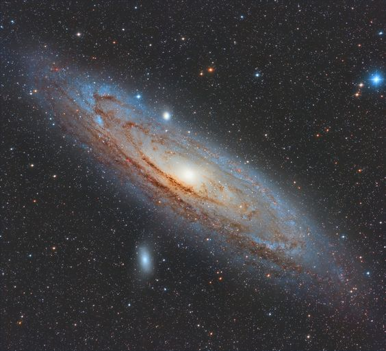 M31 - Andromeda Galaxy, Ahmet Kale