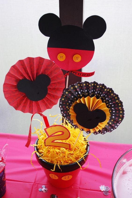Mickey Mouse Birthday . fun decor